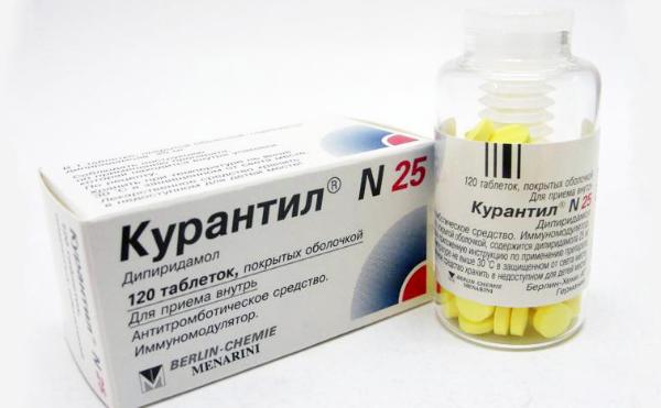 miotropiniai vazodilatatoriai hipertenzijai gydyti