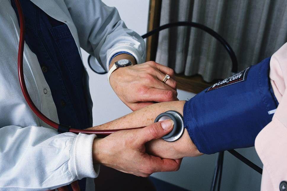 Hipotenzijos slėgis